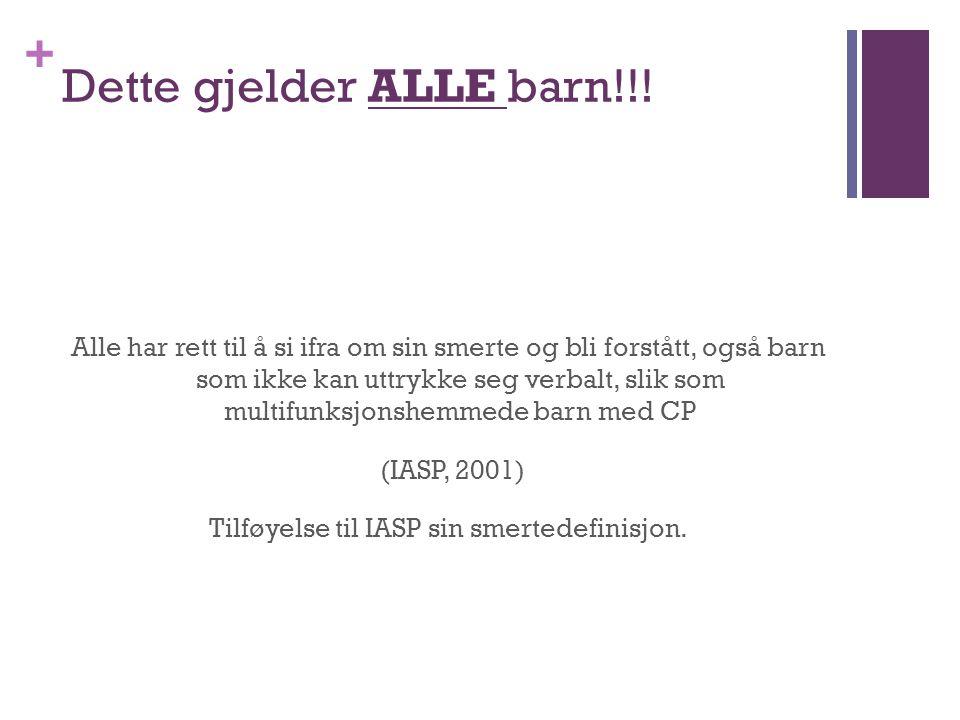 + Litteratur  Aarli, Å., Andersen, G., Jansen, R.