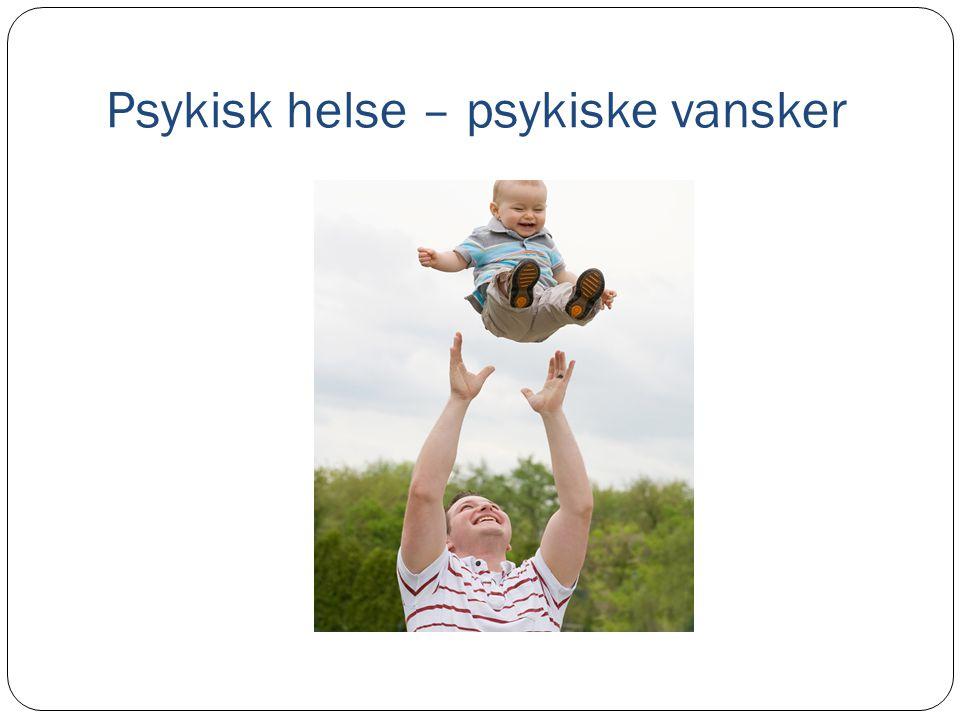 Avslutning De fleste norske barn er nå i barnehage.