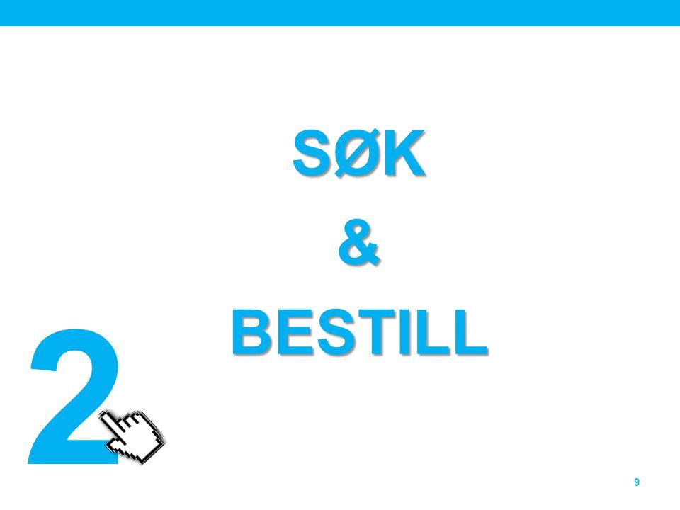 SØK&BESTILL 9 2