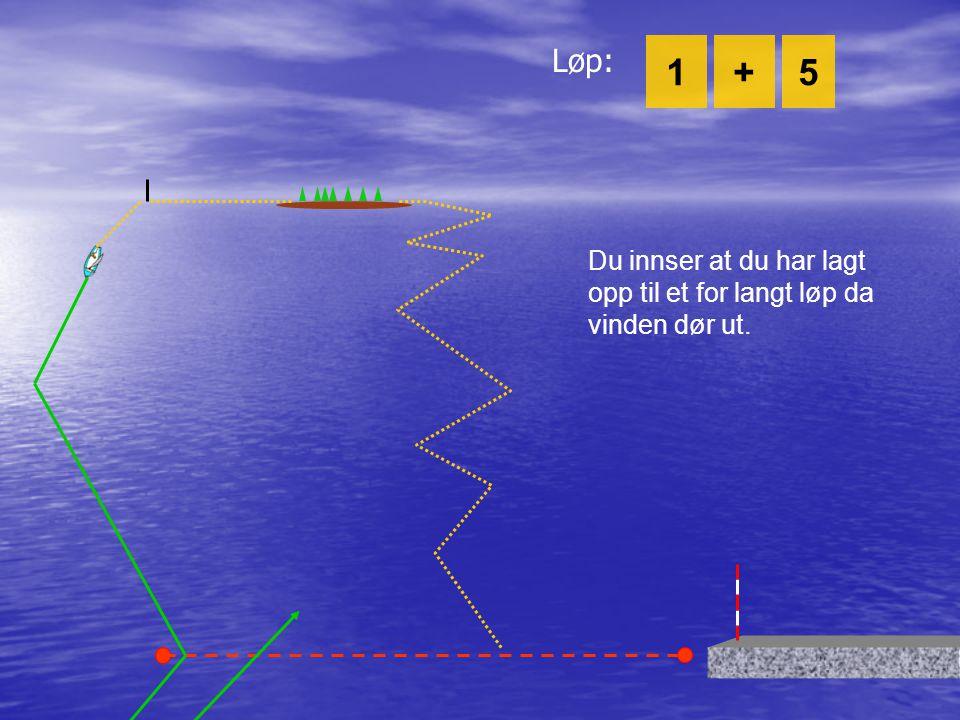 Brukes når en ikke kan identifisere båt(er) over startlinja i det øyeblikket starten går, eller ved feil i start prosedyren.