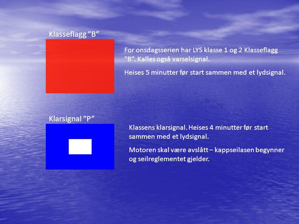 Anvendelse av signalflagg