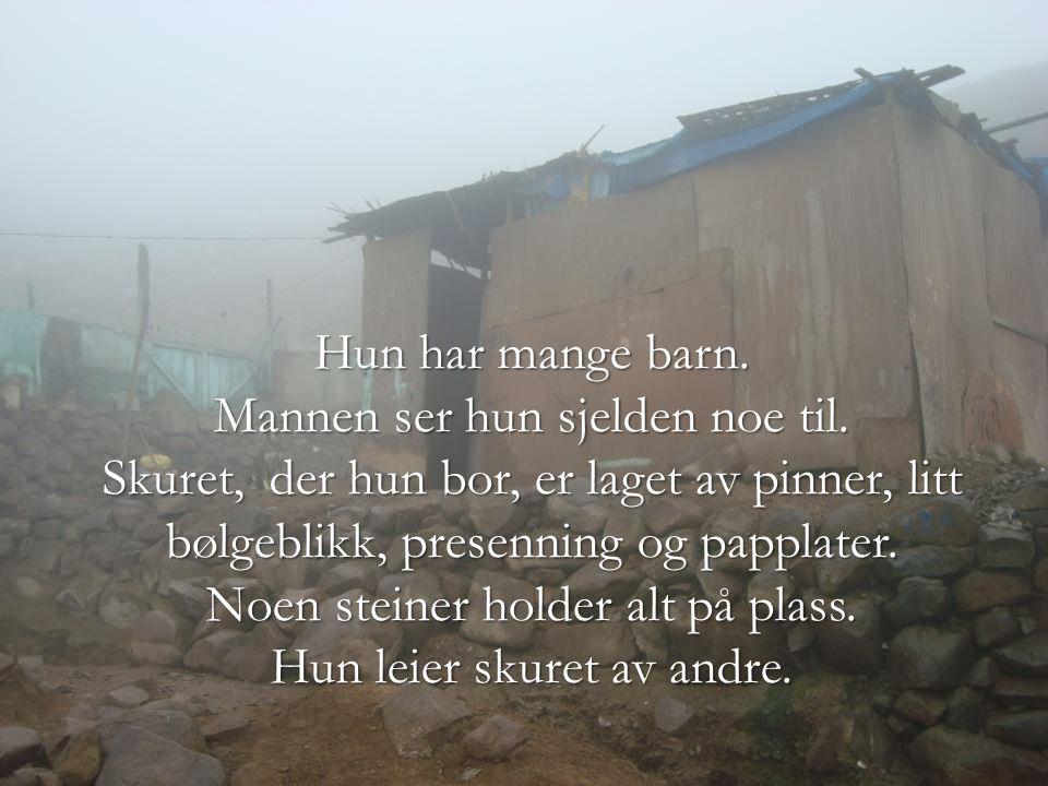 DU kan, sammen med ADRA, være med og gi håp og livskvalitet til de aller fattigste kvinnene og familiene deres.