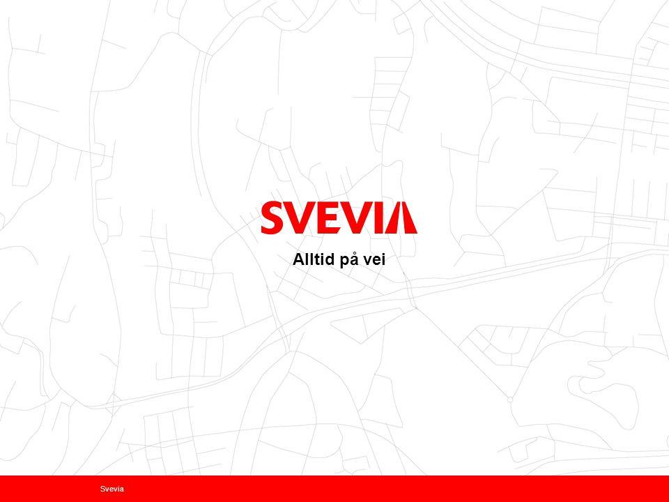 14 Alltid på vei Svevia