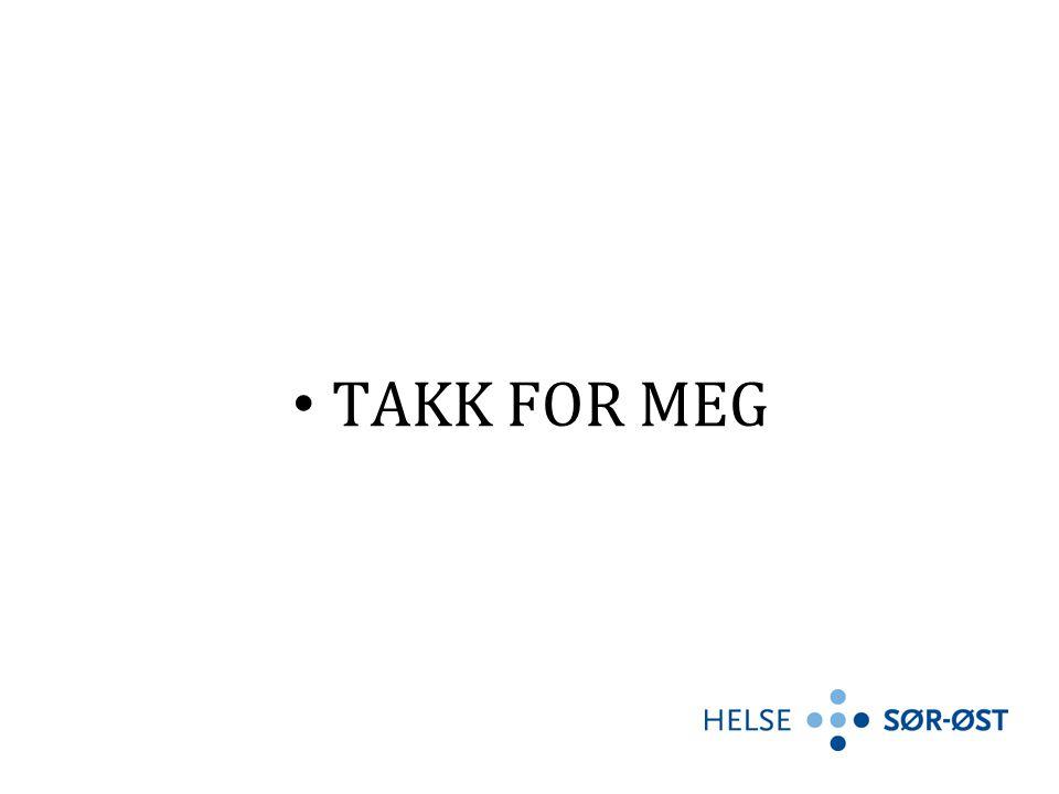 • TAKK FOR MEG