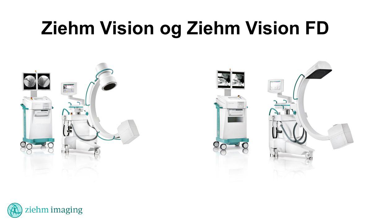 Ziehm Vision og Ziehm Vision FD