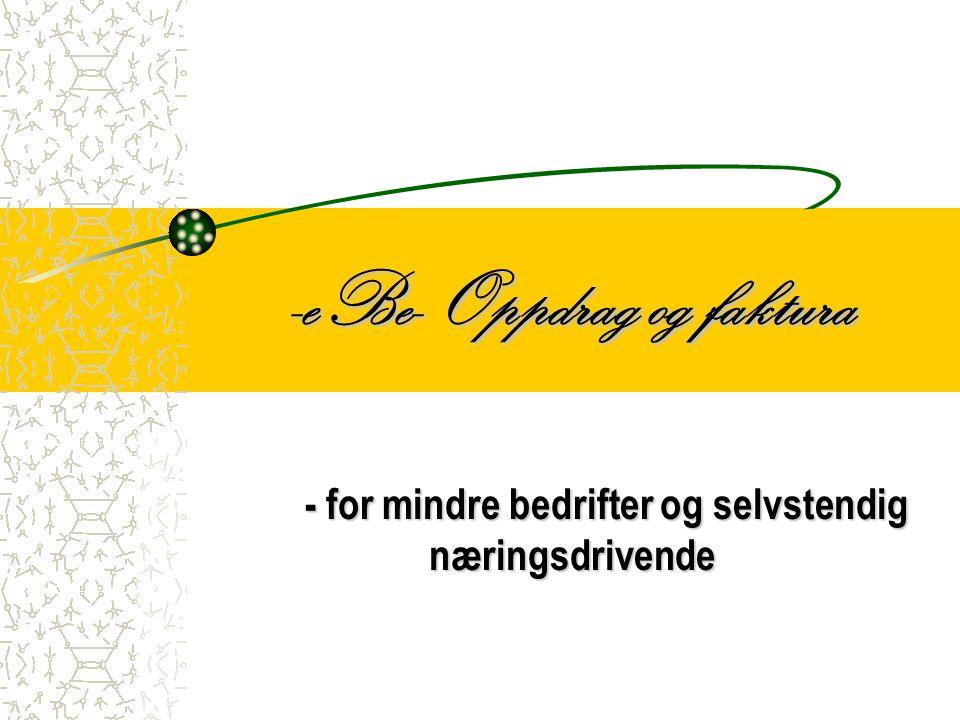 11 Purring i samme format Purring Purringen inneholder den samme info som fakturaen.