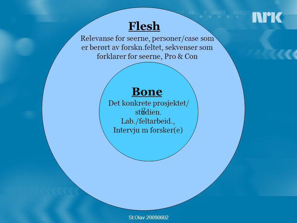 Flesh & Bone  Den norske Ötzi.