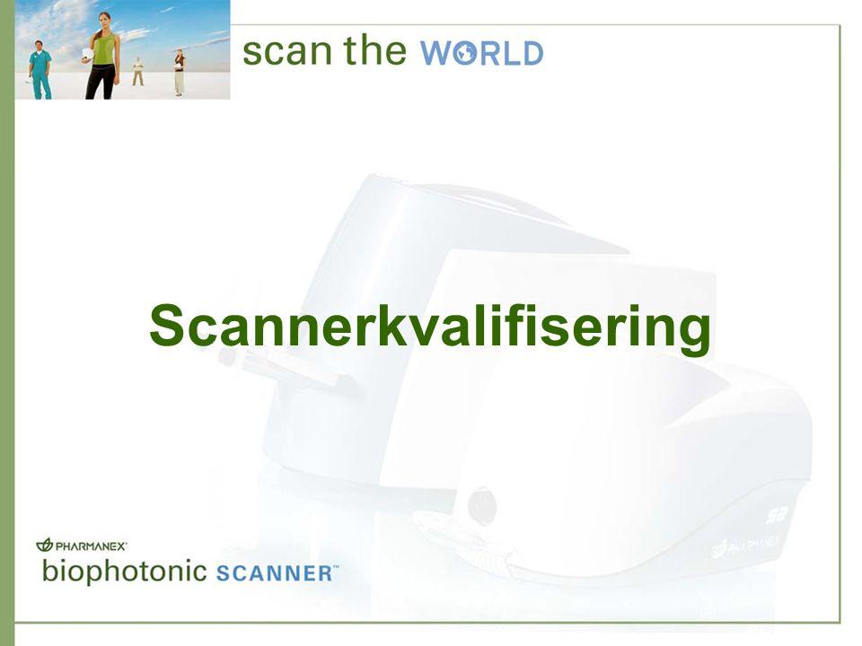 Scannerkvalifisering