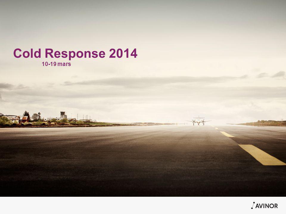 Cold Response 2014 10-19 mars