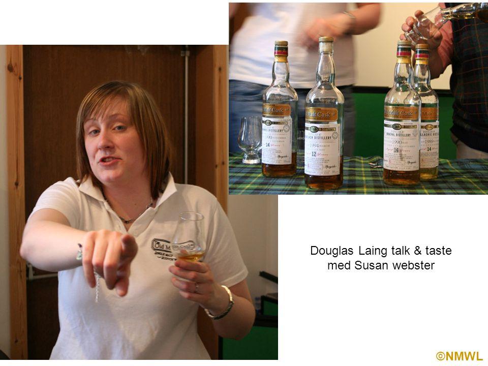 ©NMWL Douglas Laing talk & taste med Susan webster