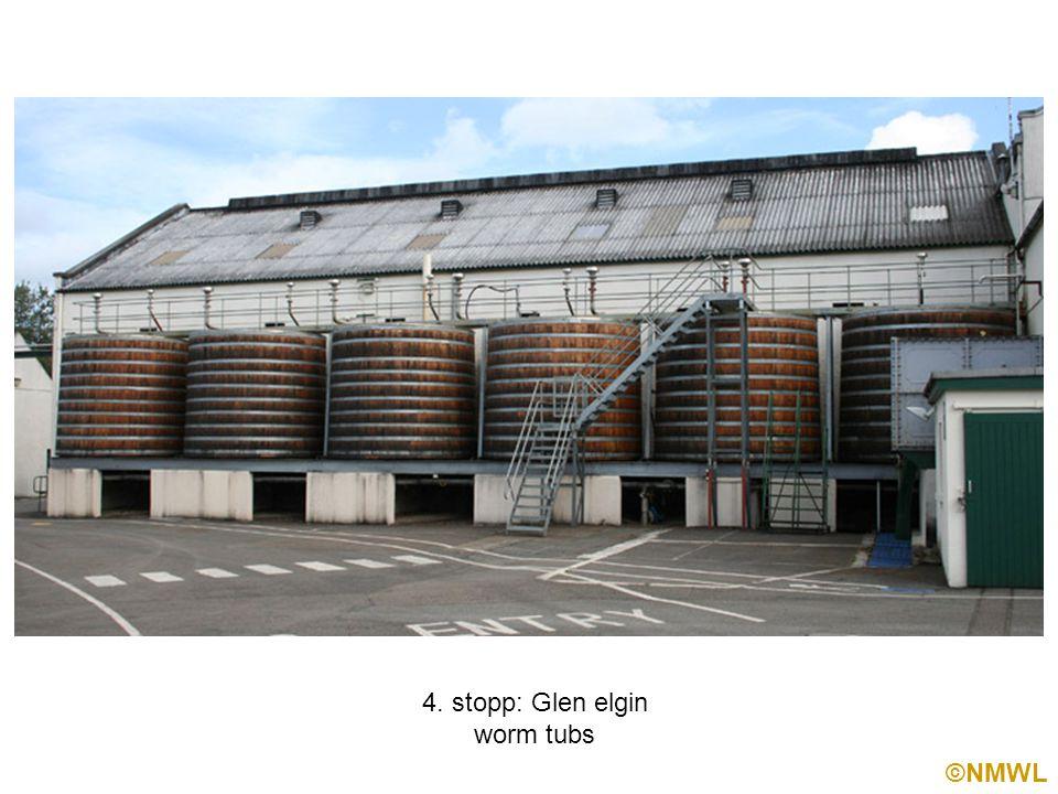 ©NMWL 4. stopp: Glen elgin worm tubs