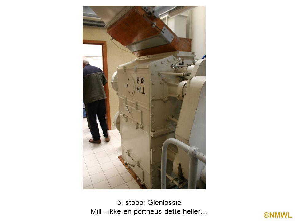 ©NMWL 5. stopp: Glenlossie Mill - ikke en portheus dette heller…
