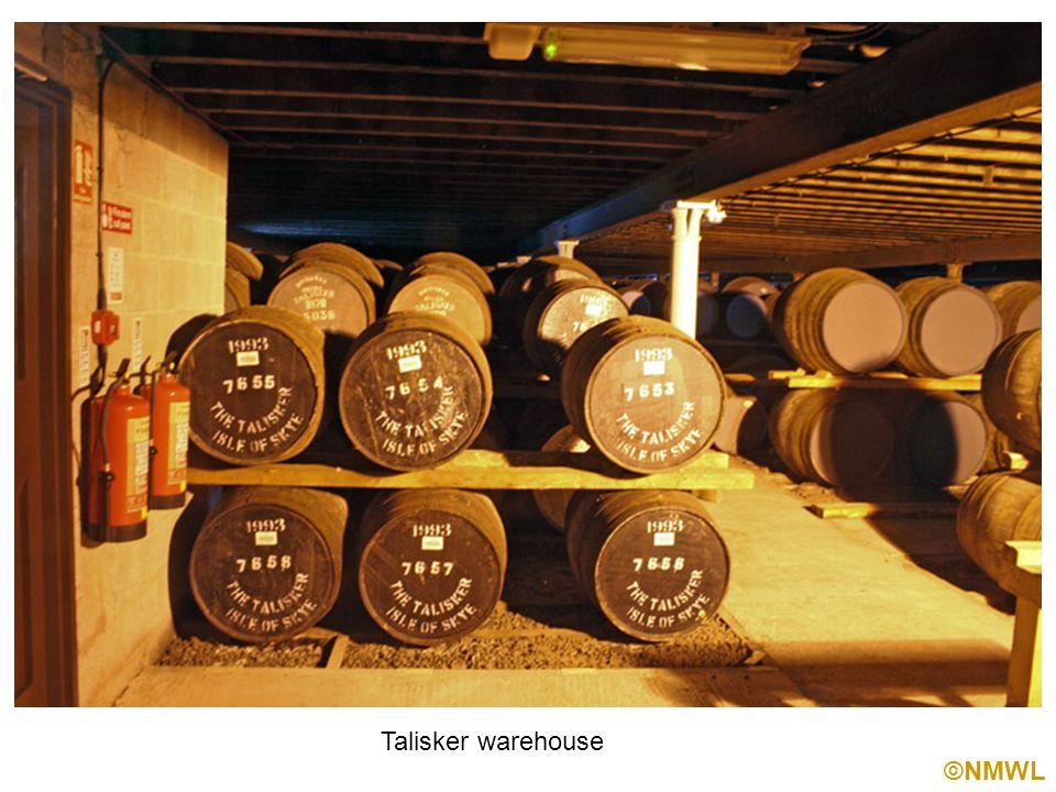 ©NMWL Talisker warehouse