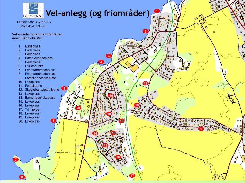 © 2010 Sandvika Vel Vel-anlegg (og friområder)