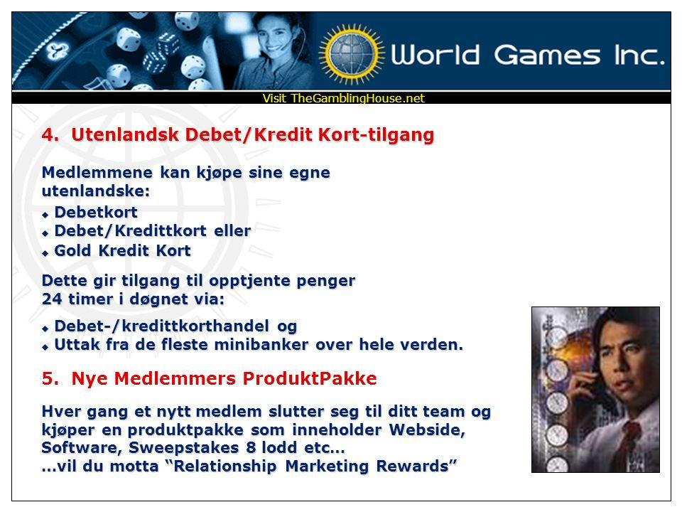 3. Globalt Online Casino & Spill På Sport Pengespill er en 700 milliard dollar industri i Europa, en trillion dollar industri i Nord-Amerika og enda s