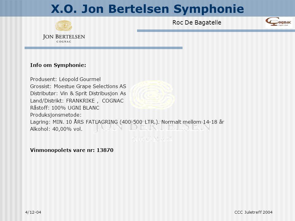 Roc De Bagatelle X.O.
