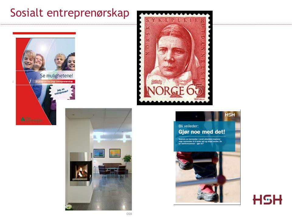 Sosialt entreprenørskap