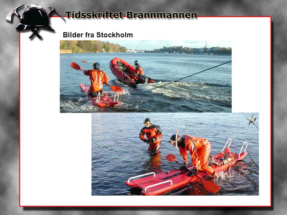 Bilder fra Stockholm