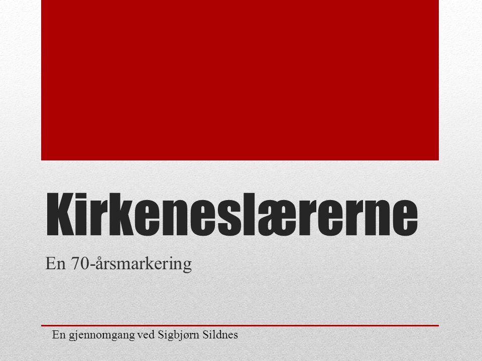 Lærerfangene kommer • 28.april 1942 ankom 499 lærere Kirkenes med slaveskipet «Skjærstad» • 11.mai samme år ankom «Finnmarken» med 147 lærerfanger • Tilsammen 636 lærere var da i fangenskap i her