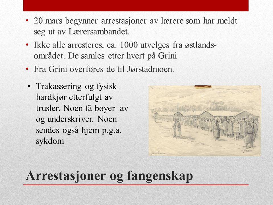 Hjemover • 10.august.Foredrag ved «minister» Riisnes.