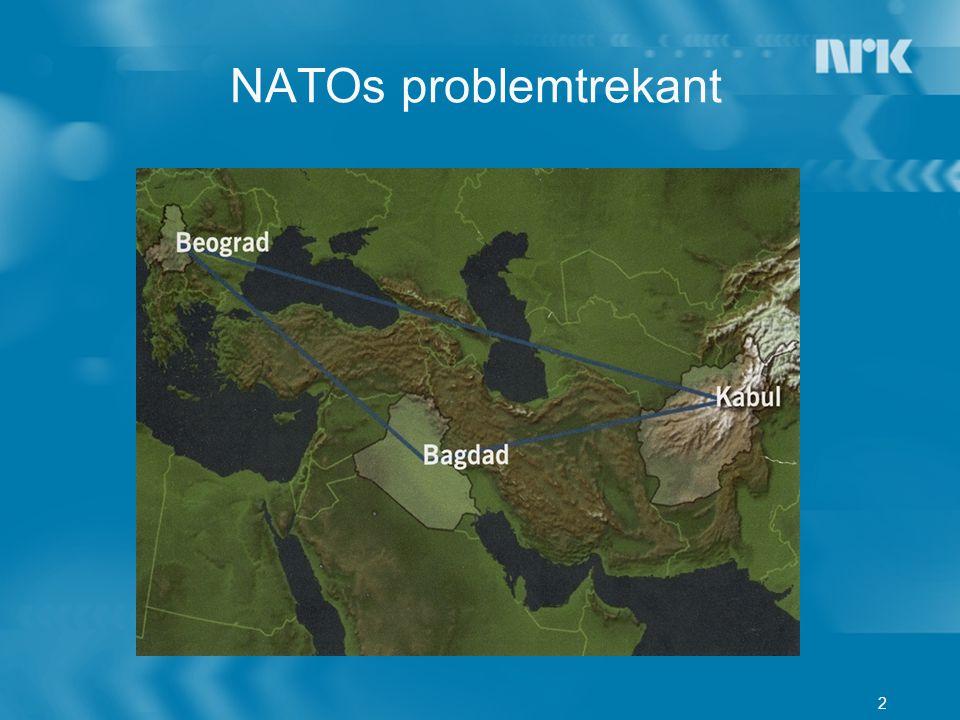 2 NATOs problemtrekant