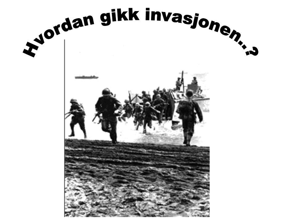 •Operasjonen, som i ettertid er ansett som den beste avledningsmanøveren noensinne, gikk ut på å lure tyskerne til å tro at invasjonen skulle skje i P