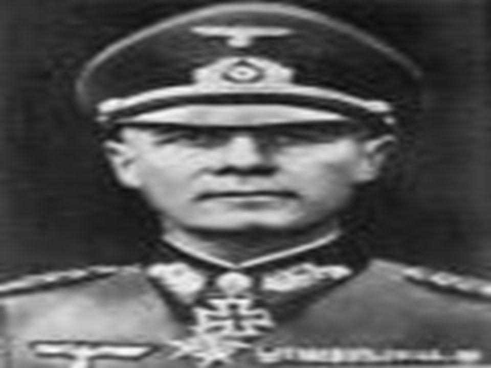 Noen grunner til at invasjonen ble vellykket for de allierte: •Erwin Rommel, tyskernes militære leder for strendene i Normandie, var i fødselsdag hos sin kone i Berlin.