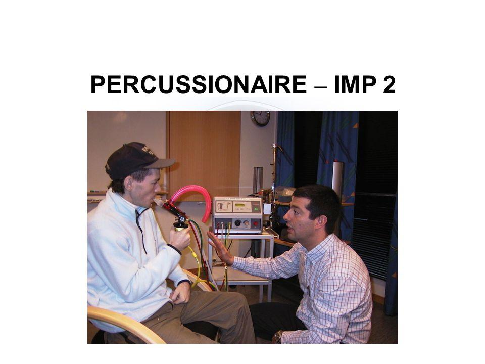 PERCUSSIONAIRE – IMP 2