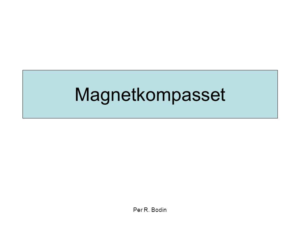 Per R. Bodin Magnetkompasset