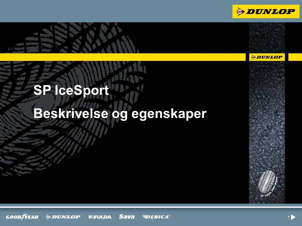 11 SP IceSport Beskrivelse og egenskaper