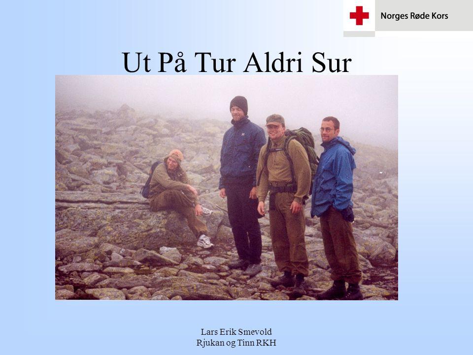 Lars Erik Smevold Rjukan og Tinn RKH Ut På Tur Aldri Sur