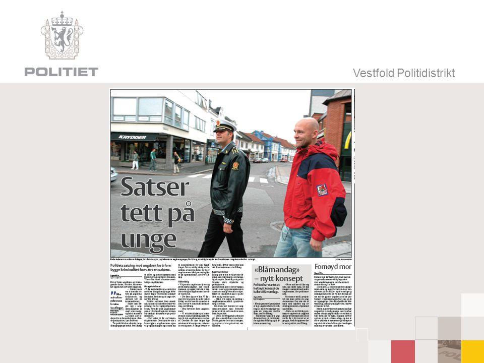 Vestfold Politidistrikt