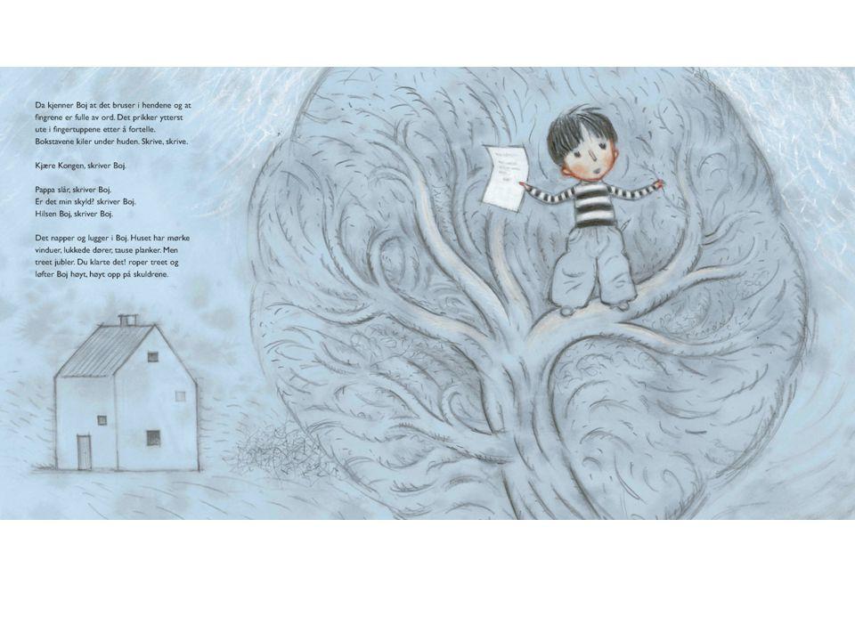 SINNA MANN - OPPSLAG 15 - Boj med brevet i treet