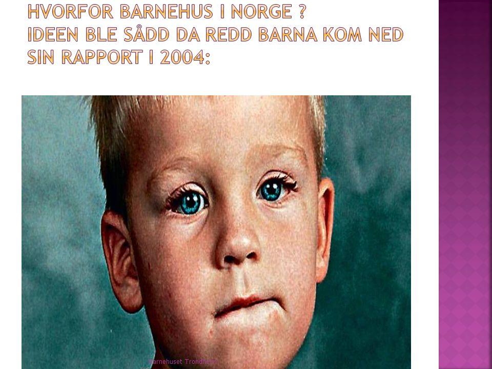 Barnehuset Trondheim
