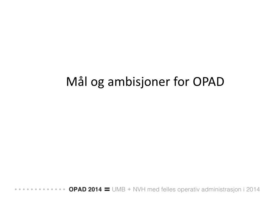 Febr-aprilO: Organisering av administrasjonen.