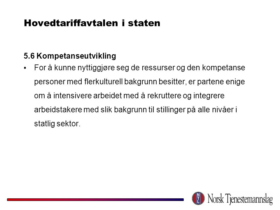 (Anti-) diskrimineringsloven § 4.