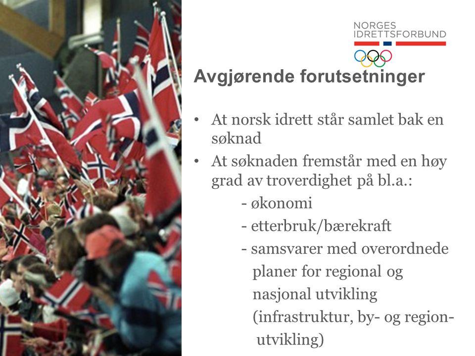 Side 16 - IOC-president Jacques Rogge lar seg imponere av Norges internasjonale sportsresultater.