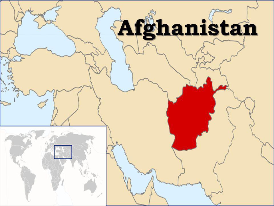 Afghanistan vs.