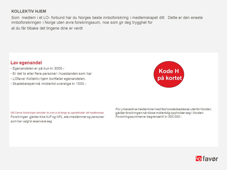 MOBILT BREDBÅND LOfavør Alltid abonnementet - 8GB til kr 259,- per måned - Gratis frakt - 15 % rabatt på øvrig utstyr og abonnement* Besparelser sammenliknet med ordinære priser.