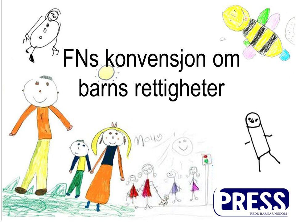 FNs konvensjon om barns rettigheter