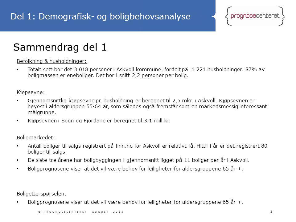 Statliga tillbyggnader Befolkning & husholdninger: • Totalt sett bor det 3 018 personer i Askvoll kommune, fordelt på 1 221 husholdninger. 87% av boli