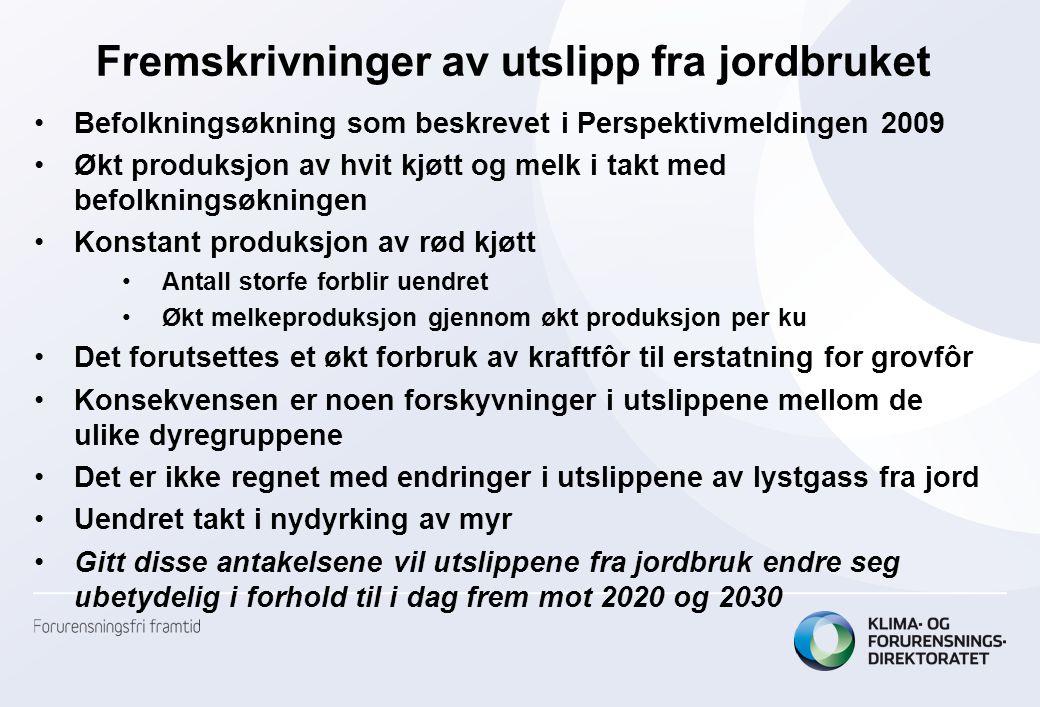 Norge står relativt fritt til å støtte jordbruket økonomisk og innføre tollbarrierer •Jordbrukssektoren ikke en del av EØS-avtalen •Implementering av overnasjonalt regelverk kan likevel ha betydning •For eksempel nitratdirektivet, vanndirektivet og nordsjøavtalen •Eksport og import av jordbruksvarer er økende og norsk landbrukspolitikk er styrt av regelverket i WTO •Betydning for den totale jordbruksstøtten og hvor mye toll vi kan innføre •Det forhandles om en ny WTO avtale for jordbruksvarer