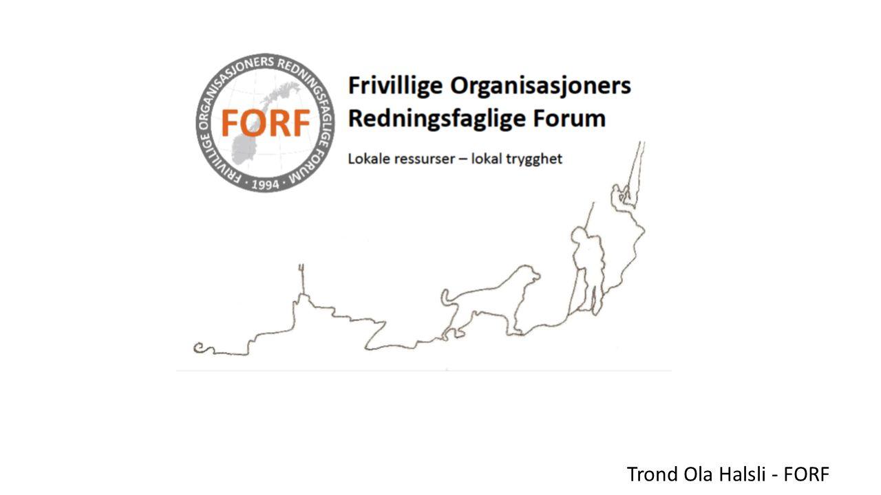 Trond Ola Halsli - FORF
