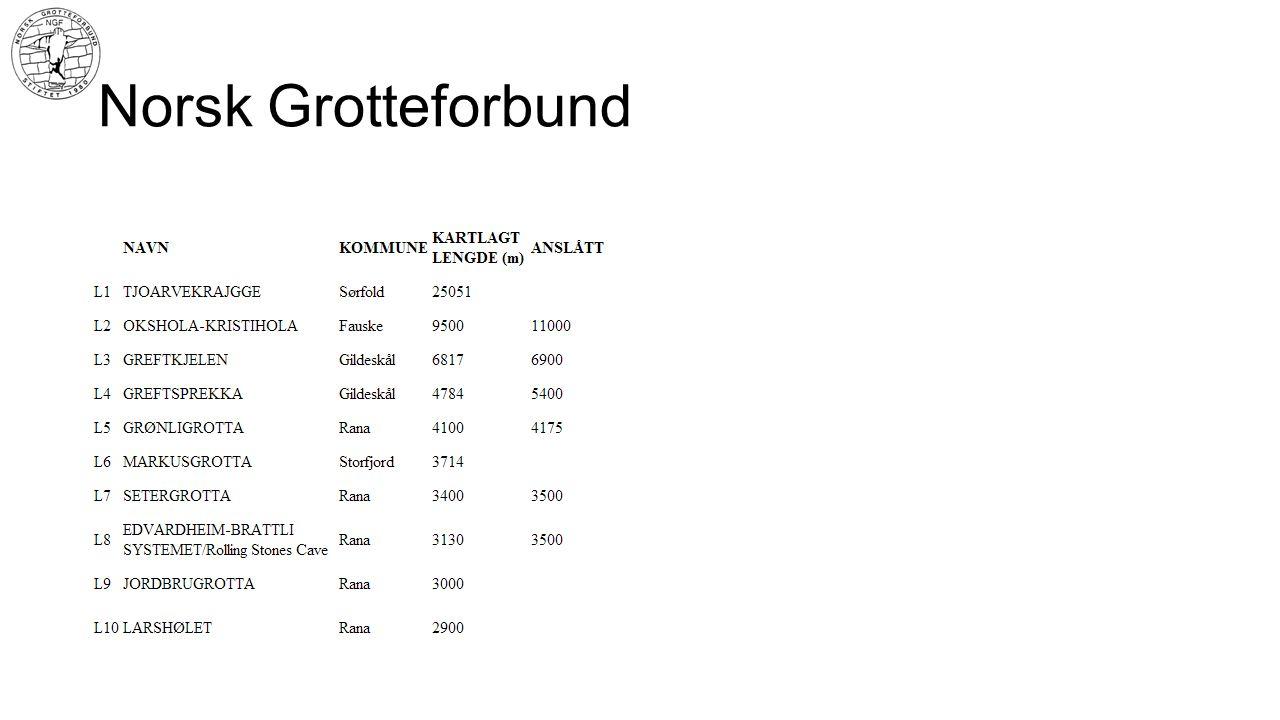 Norsk Grotteforbund