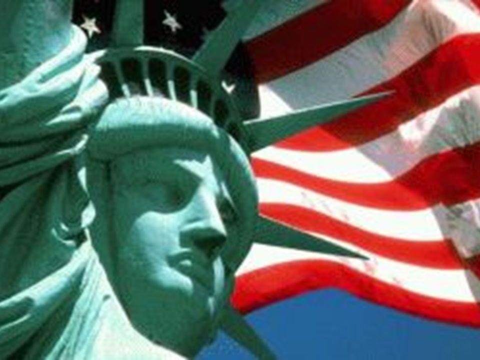 Hvorfor ble USA en egen stat.Hvordan ble erklæringen om menneskenes rettigheter til.