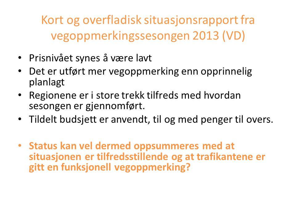 Etablering 3 norske entreprenørselskaper deltok i utleggingen av totalt 14 stk.