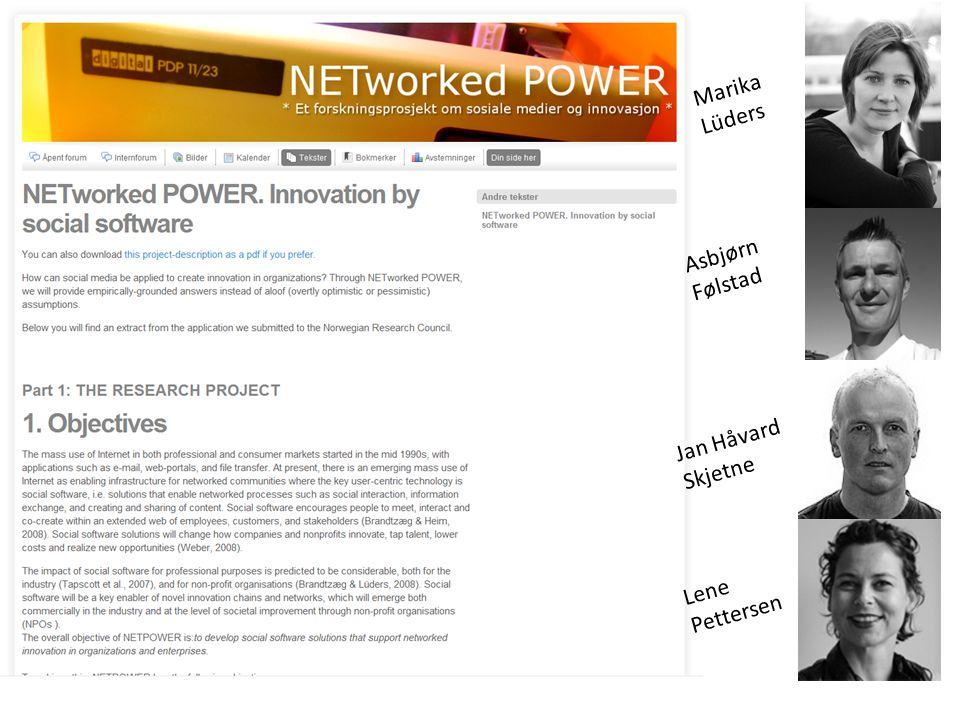 Lite samhandling på tvers av land og enheter Netdraw illustrasjon i Ucinet av samhandlingstendenser i virksomheten/casen av Lene Pettersen