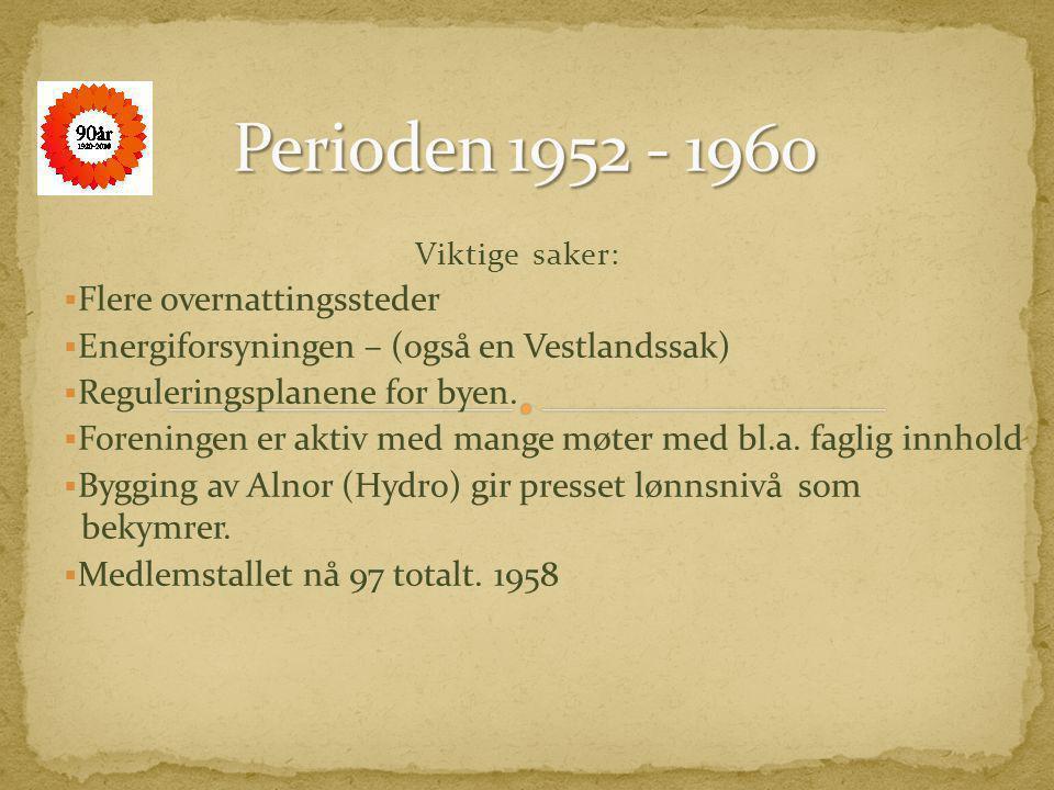 Formenn:  1920-1922 Oscar Osmundsen  1922-1923 Andr.