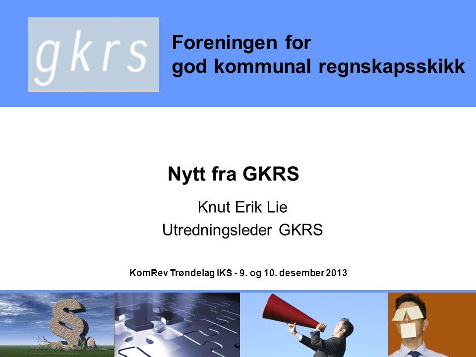 Hvem er GKRS.