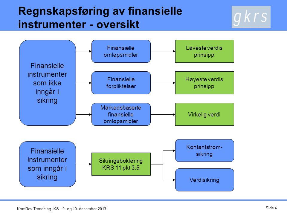 Risiko KomRev Trøndelag IKS - 9. og 10. desember 2013 Side 5